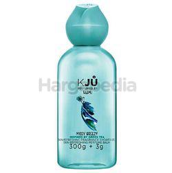 KJU by Lux Missy Breezy Skin Refreshing Shower Gel & Perfume Balm 300gm + 3gm