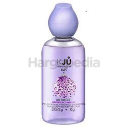 KJU by Lux Chic Violette Skin Refreshing Shower Gel & Perfume Balm 300gm + 3gm