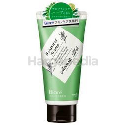 Biore Botanical Aroma Aromatic Herb Facial Cleanser 130gm
