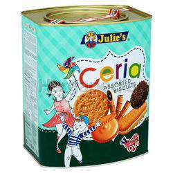 Julie's Ceria Assorted Biscuit 530gm