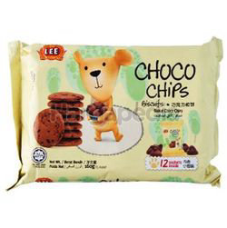 Lee Choco Chips Biscuits 160gm