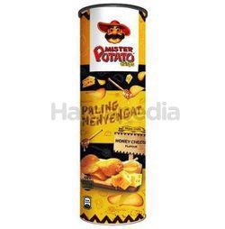 Mister Potato Crisps Honey Cheese 150gm