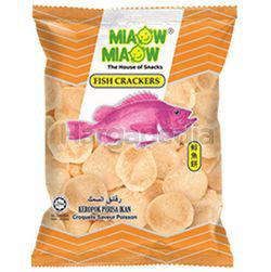 Miaow Miaow Fish Crackers 50gm