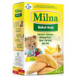 Milna Baby Rusk Banana 260gm