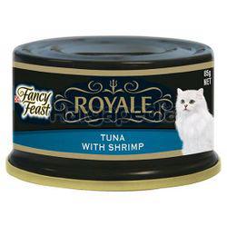 Fancy Feast Royale Tuna with Shrimp 85gm