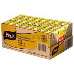 Yeo's Chrysanthemum Tea 24x250ml
