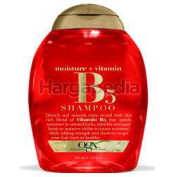 OGX Moisture & Vitamins B5 Shampoo 385ml