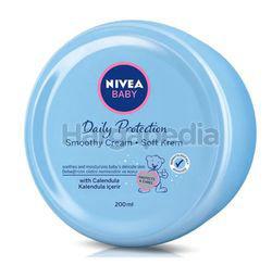 Nivea Baby Daily Protection Smoothy Cream 200ml