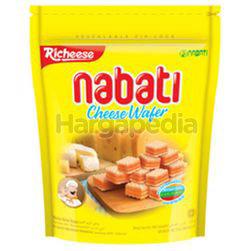 Richeese Nabati Cheese Cream Wafer 125gm