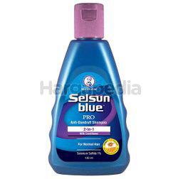 Selsun Blue 2in1 Anti Dandruff Shampoo 120ml