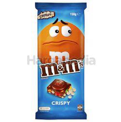 M&M's Crispy Block Chocolate 150gm