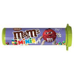 M&M's Minis Tube Milk Chocolate 35gm