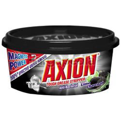 Axion Dishpaste Lime Charcoal 350gm