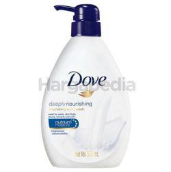 Dove Cream Shower Deeply Nourishing 550ml