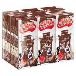 Magnolia UHT Chocolate Milk 6x200ml
