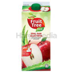 FruitTree Fresh Fruit Juice Apple & Aloe Vera 1.89lit