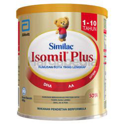 Isomil Plus Soy Base Formula 400gm