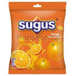 Sugus Candy Pouch Orange 100gm