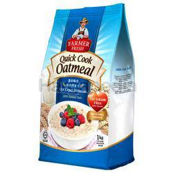 Farmer Fresh Quick Cook Oatmeal 1kg