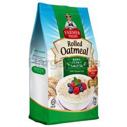 Farmer Fresh Rolled Oatmeal 1kg