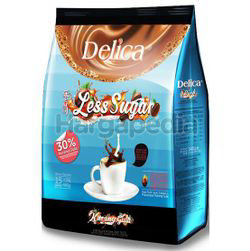 Delica Ipoh White Coffee Less Sugar 15x32gm