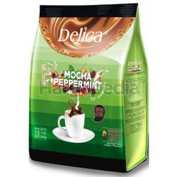 Delica Ipoh White Coffee Mocha Peppermint 15x36gm