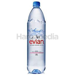 Evian Mineral Water 1.25lit