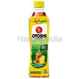 Oyoshi Green Tea Honey Lemon 380ml