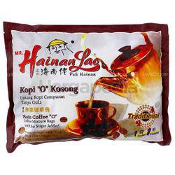 Mr Hainan Lao Kopi O Kosong 20x10gm