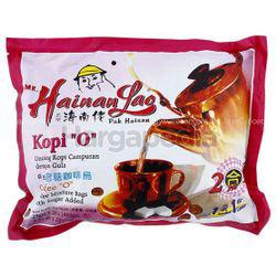 Mr Hainan Lao 2in1 Kopi O Kosong 20x23gm