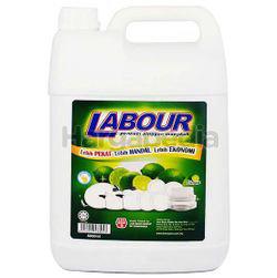 Labour Dishwash Lime 5lit