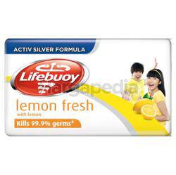 Lifebuoy Bar Soap Lemon Fresh 3x115gm