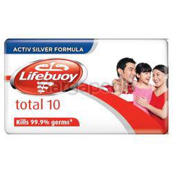Lifebuoy Bar Soap Total 10 3x115gm