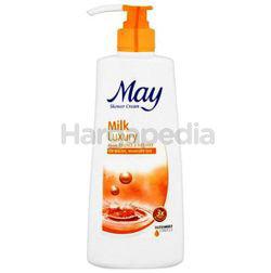 May Shower Cream Milk Luxury 700ml