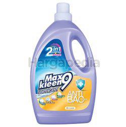 MaxKleen 9 Liquid Softergent Anti Bacteria 3kg