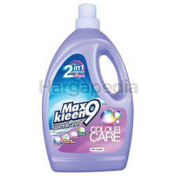 MaxKleen 9 Liquid Softergent Colour Care 3kg