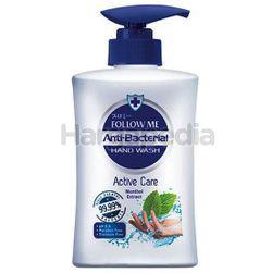Follow Me Antibacterial Hand Wash Active Care 450ml