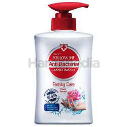 Follow Me Antibacterial Hand Wash Family Care 450ml
