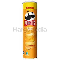 Pringles Potato Crisps Cheesy Cheese 147gm
