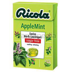 Ricola Swiss Herb Lozenges Apple Mint 45gm
