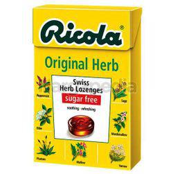 Ricola Swiss Herb Lozenges Original 45gm