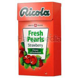 Ricola Fresh Pearls Strawberry 25gm