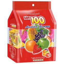 Lot 100 Gummy Assorted 320gm