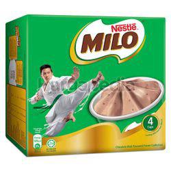Milo Cup Multipack Ice Cream 4x105ml