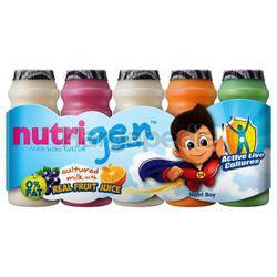 Nutrigen Cultured Milk Assorted 5x125ml