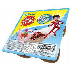 Calci Yum Yogurt Choco-Berry 4x60gm