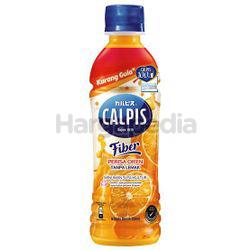 Calpis Cultured Milk Fibre Orange 350ml