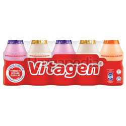 Vitagen Assorted 5x125ml