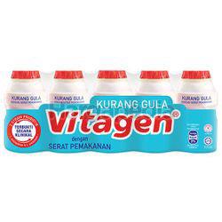 Vitagen Less Sugar LB Natural 5x125ml