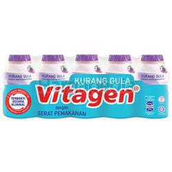 Vitagen Less Sugar Grape 5x125ml